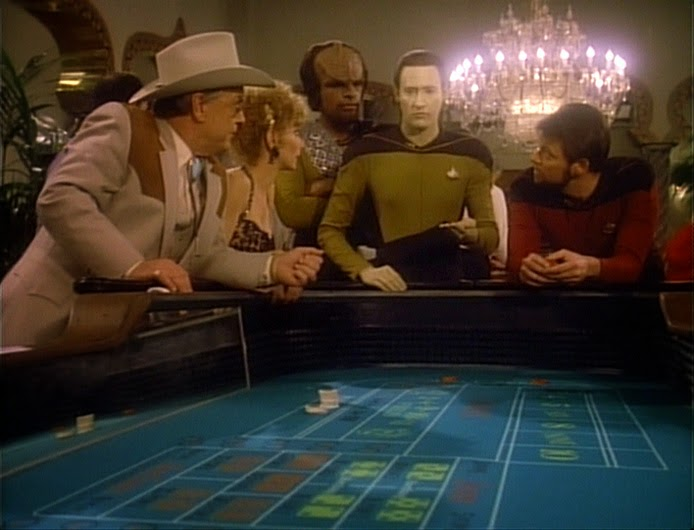 star trek next generation casino royale