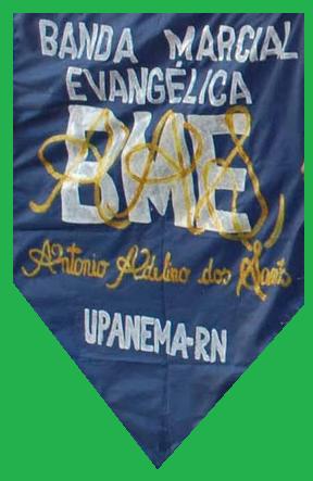 BANDA MARCIAL DE UPANEMA