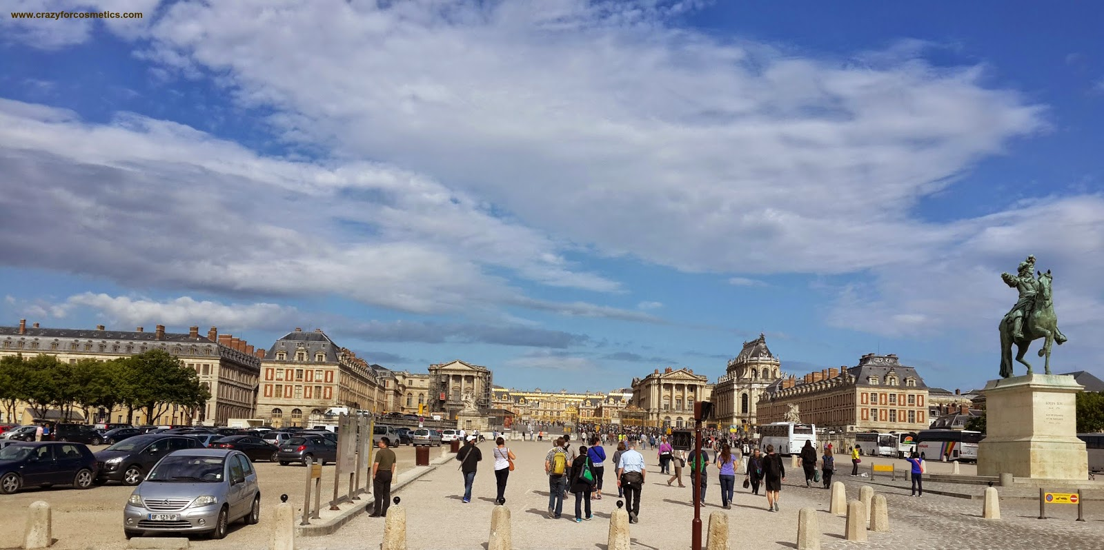 palace of versailles photos