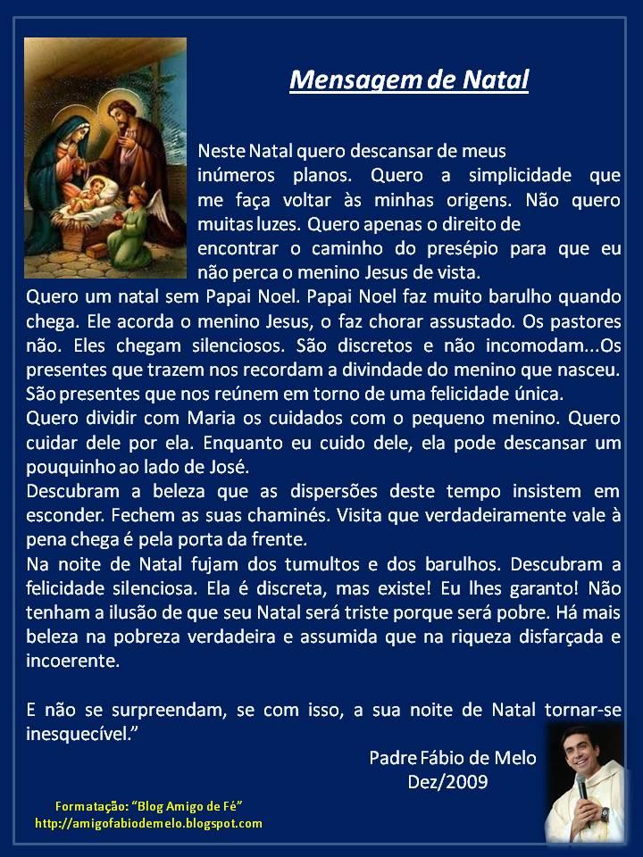Para Refletir: Frases de Mário Quintana, Padre Fábio de