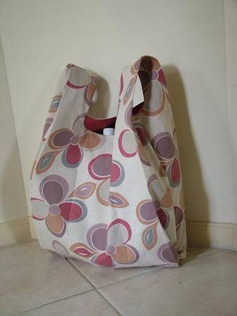 Easy Grocery Bag Patterns - Patterns Kid
