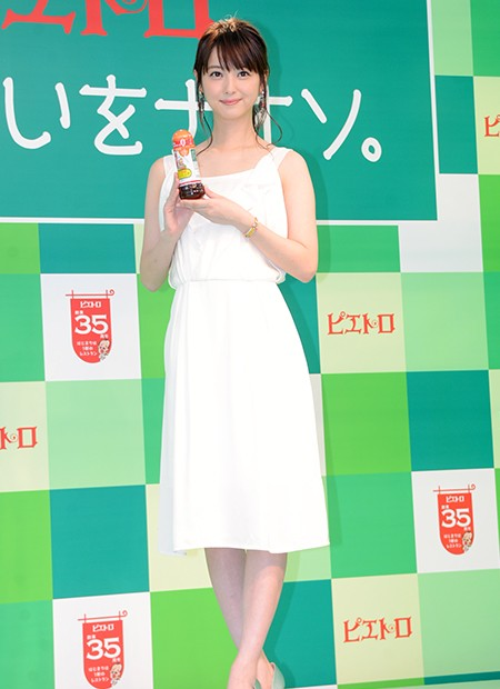 佐々木希 Sasaki Nozomi Pietro 35th Anniversary Celebration 2
