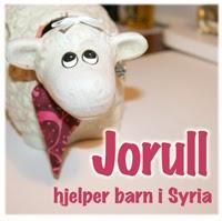 Jorull hjelper barn i Syria