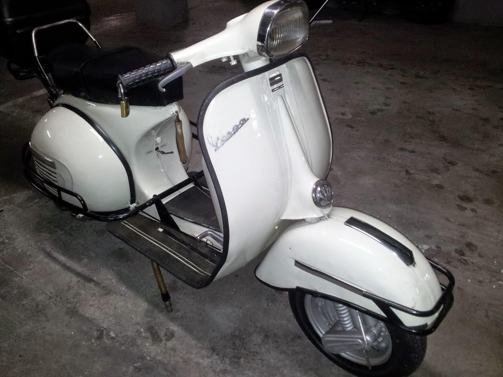 VESPA 150 SPRINT. 1964