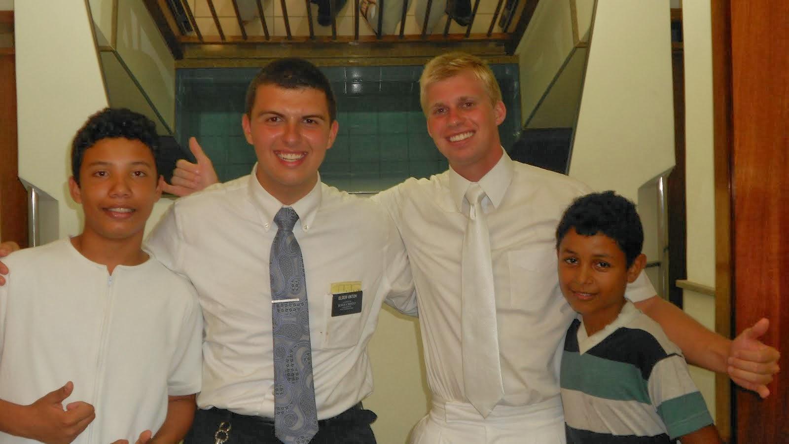 BAPTISM -- Nov. 11, 2013