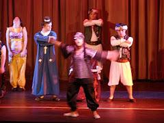 Taller de teatro para jóvenes con capacidades diferentes