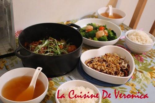 La Cuisine De Veronica 三餸一湯