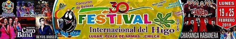 XXX Edición Festival Internacional Del Higo En El Distrito De Chilca