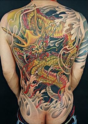 Tattoo Naga China - chinesee dragon tattoo