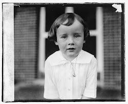 1920's era child