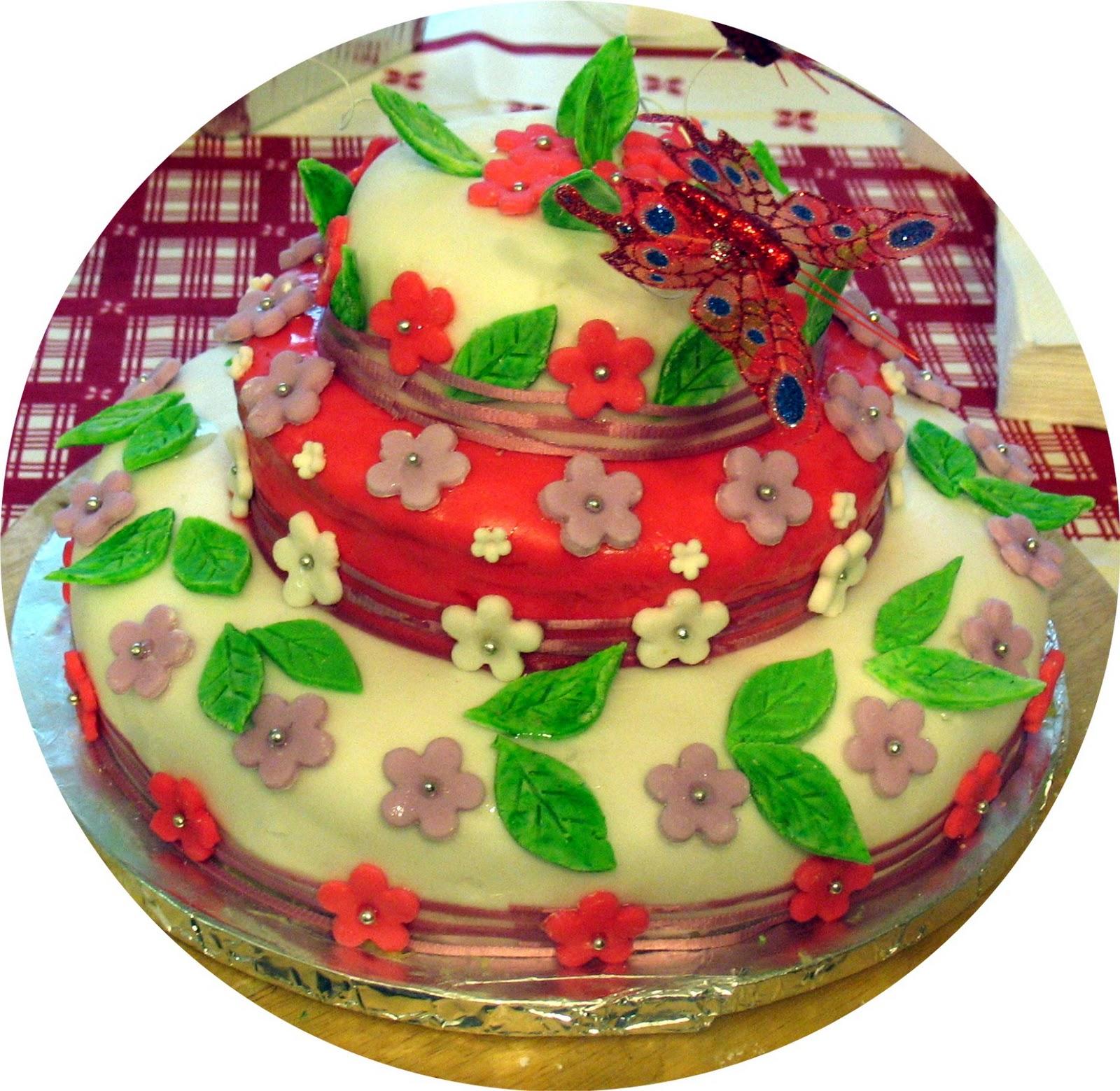 L 39 arte dell 39 animazione torte di glassa plastica for Arte delle torte clementoni