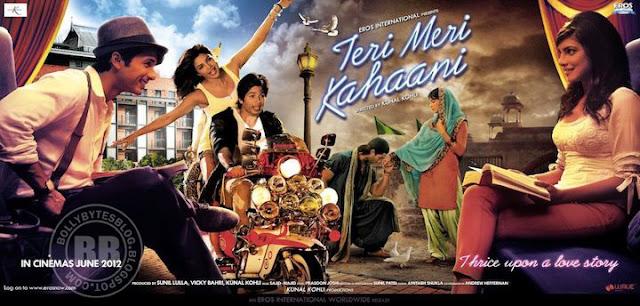 Teri Meri Kahaani- Facebook TIMELINE Covers