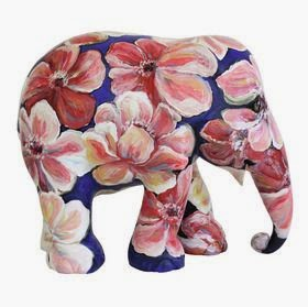 Elephant Parade Flower Impression Elephant