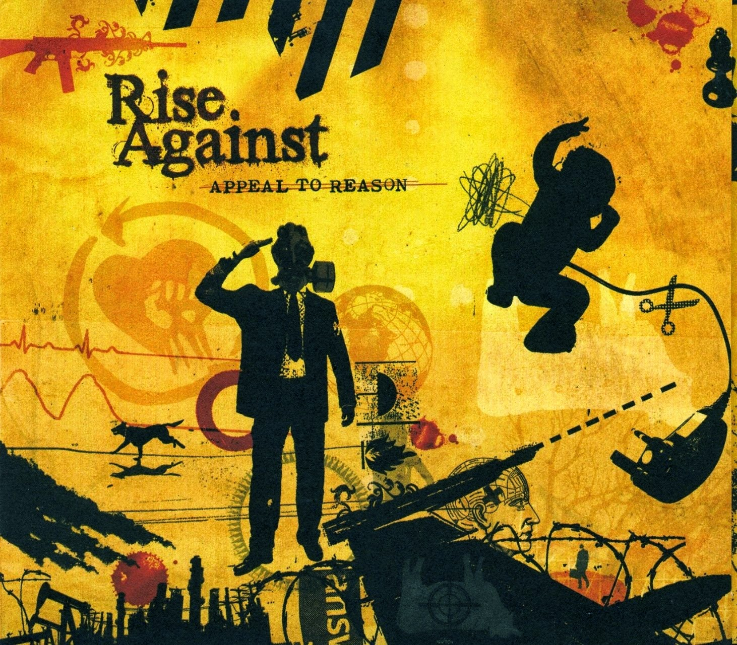 Best Rise Against Albums - Top Ten List - TheTopTens®