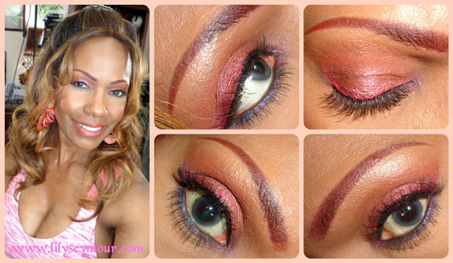 mature | over 50 Beauty Blogger | #womenofcolor |#brownskin