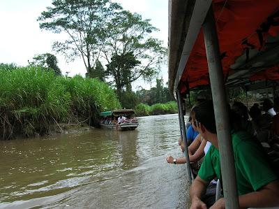 Río Tortuguero, Costa Rica, vuelta al mundo, round the world, La vuelta al mundo de Asun y Ricardo, mundoporlibre.com
