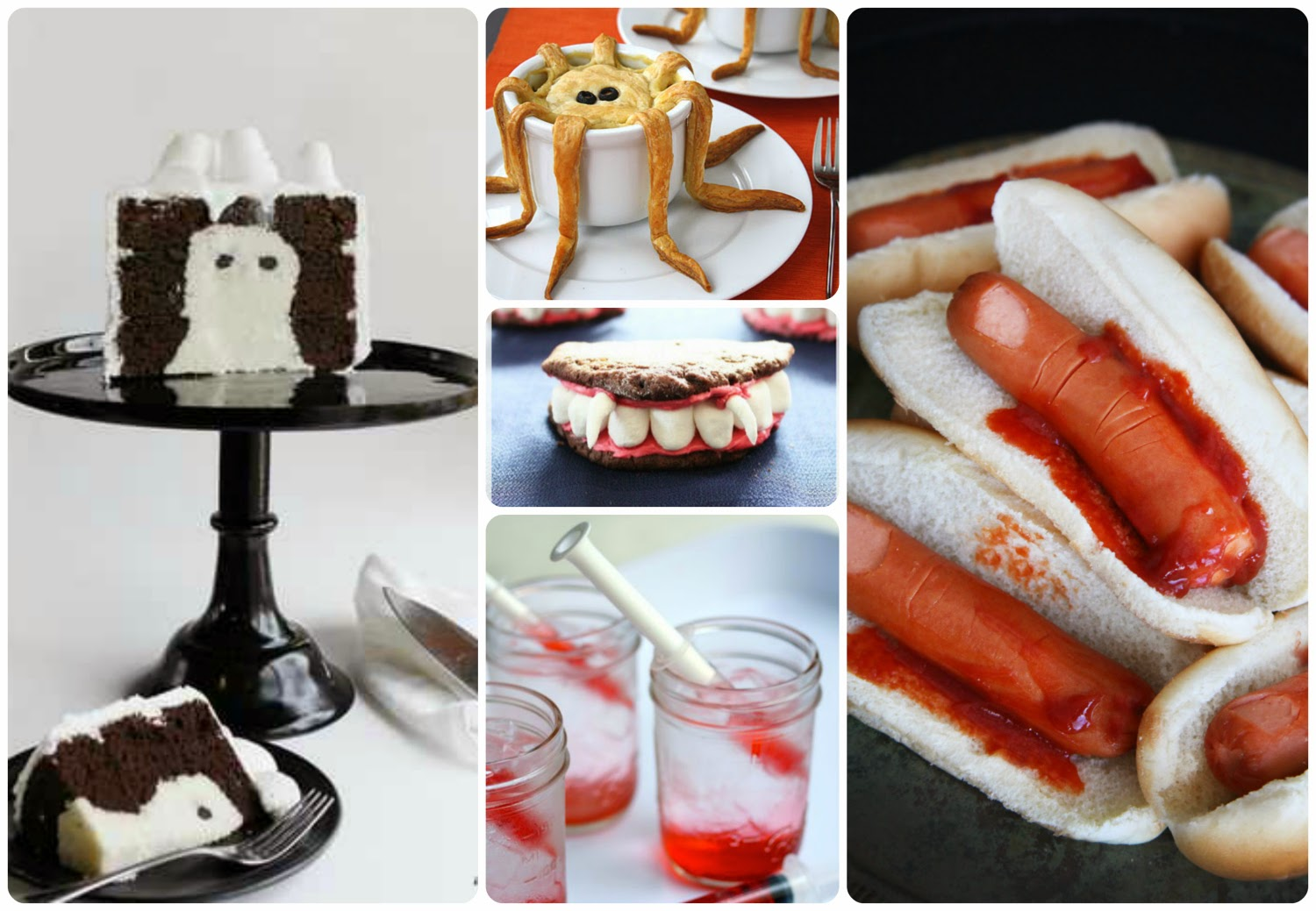 Some spooky food ideas for Halloween