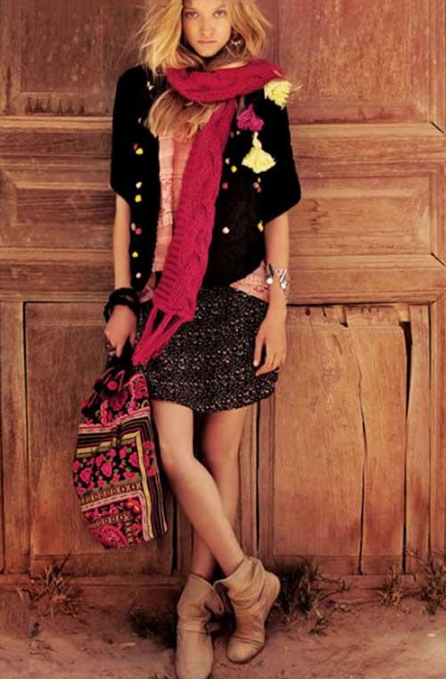 India Style otoño invierno 2012. Moda otoño invierno 2012.