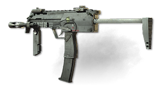 MP7 - Modern Warfare 3 Weapons