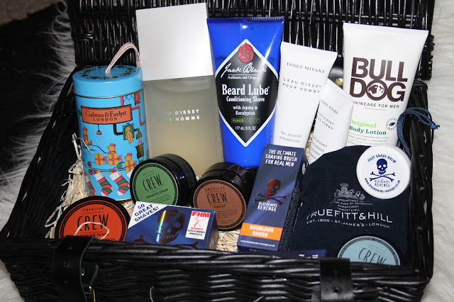 The Perfect Christmas Man Hamper