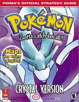 Pokemon Crystal  para Celular