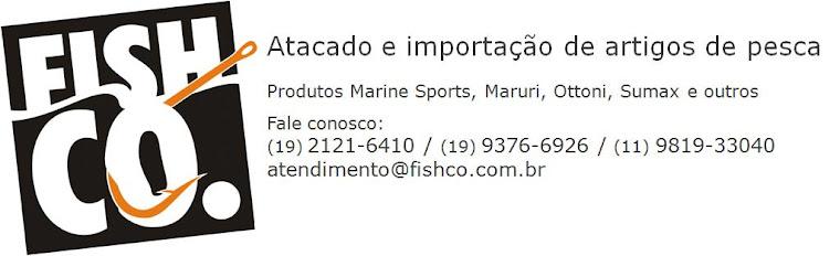 FISH COMPANY MATERIAIS PARA PESCA