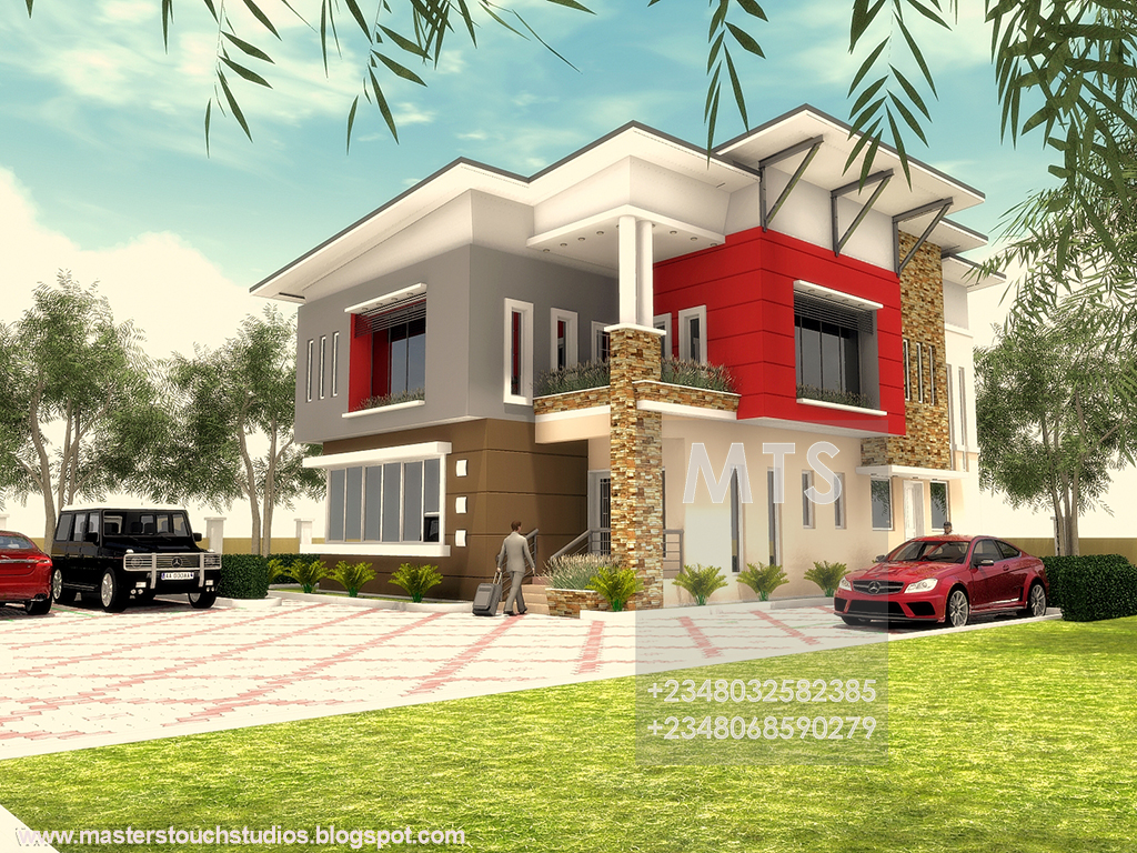 Mr patrick 4 bedroom duplex residential homes and for 4 bedroom