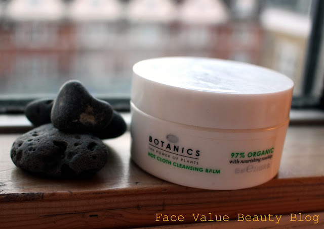 Boots Botanics Hot Cloth Balm Cleanser Beauty Blog Review