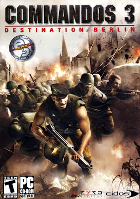 Commandos 3: Destination Berlin pc game