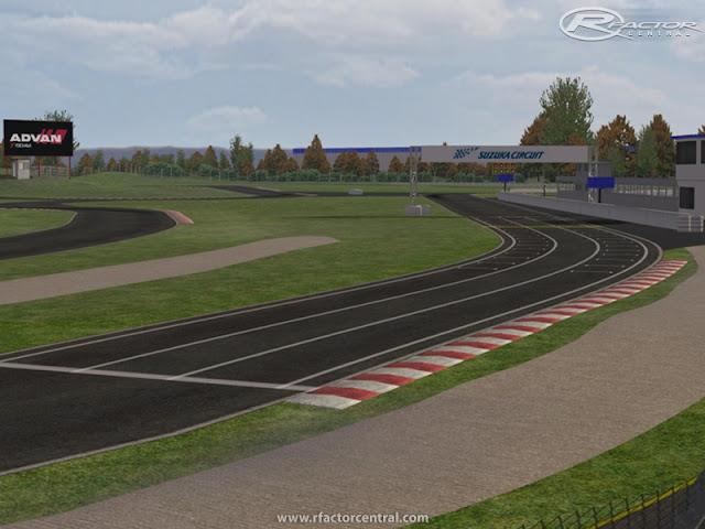 Nuevo circuito Suzuka