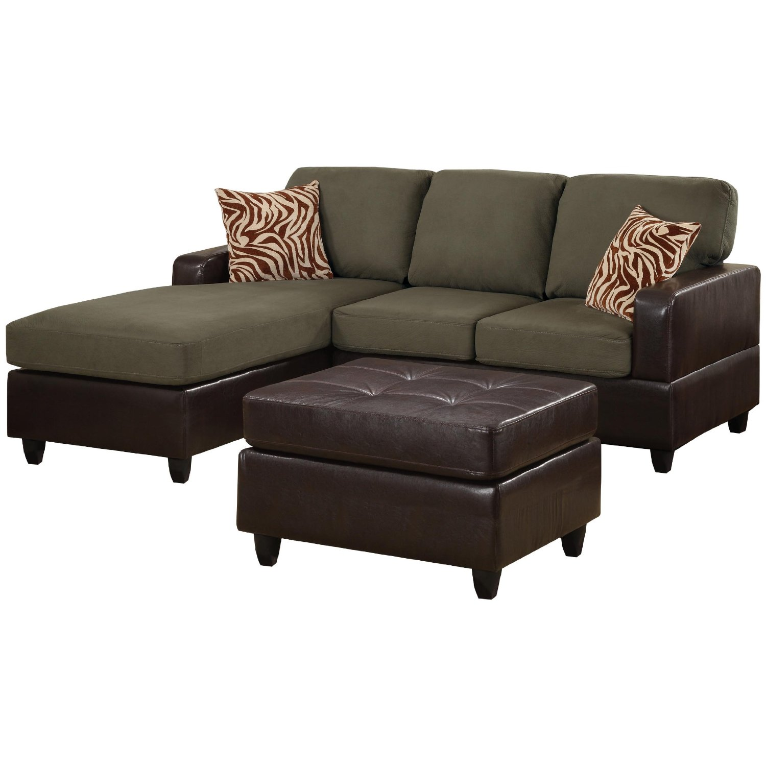Sectional sofas for small spaces for Small space sectional couch