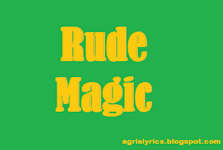 Rude - Magic Lyrics