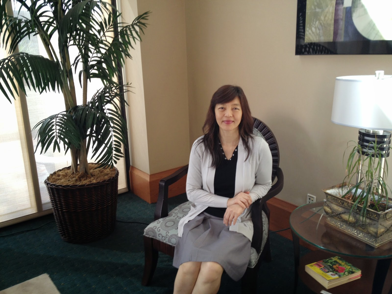 AIEF Manager Sophia