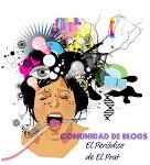 Unete a nuestra Comunidad de Blog, inscribe tu blog en La Comunidad del El Periódico de El Prat.