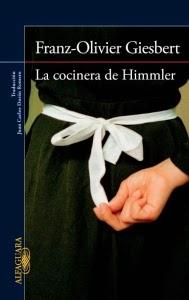 La cocinera de Himmler - Portada
