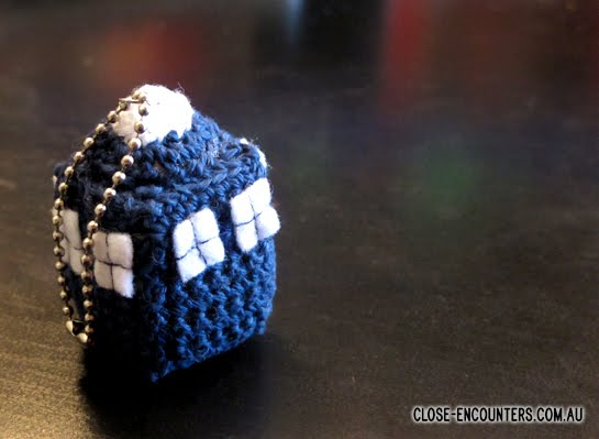 Woodstock Amigurumi Free Pattern : Close Encounters: Crochet Creations by Danni Close: Dr Who ...