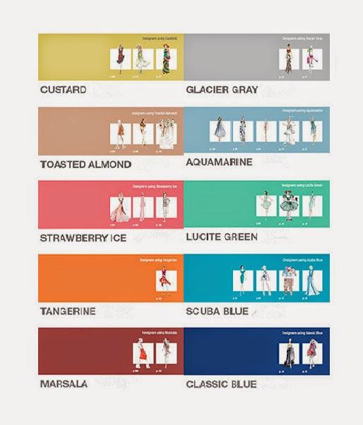 textilschmuck modeschmuck trendfarben fr hling sommer 2015. Black Bedroom Furniture Sets. Home Design Ideas