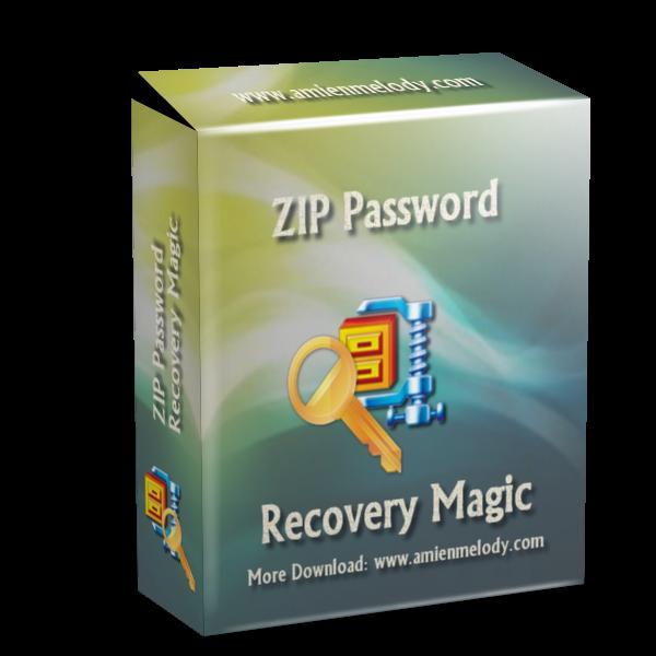 ZIP Password Recovery Magic v6