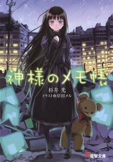 Kami-sama no Memo-chou - Episodios Online, Assistir Online, Dublado Legendado