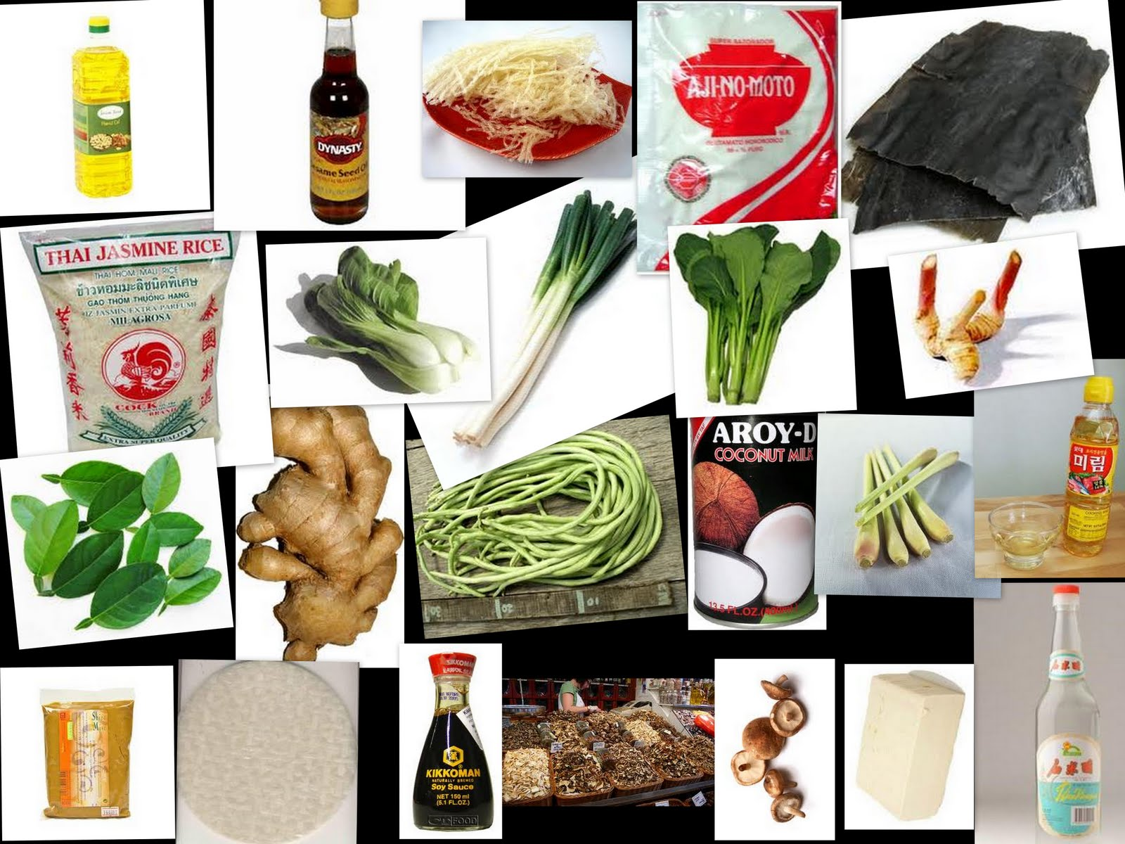Mundo japon ingredientes esenciales de la gastronom a for Ingredientes para comida