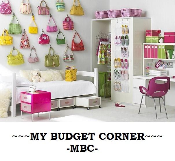 My Budget Corner