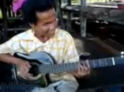 pakcik otai goreng gitar