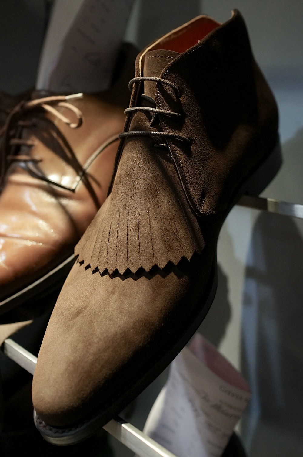 Justin Fitzpatrick, the Shoe Snob, launches his shoes ... - photo #20