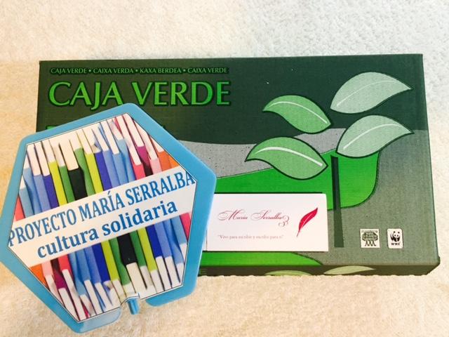 El blog de María Serralba - ¿Qué es la Caja Verde Solidaria?
