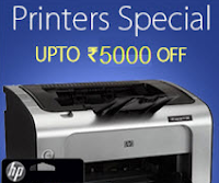 Buy Printers upto 60% off from Rs. 1699 from Amazon India