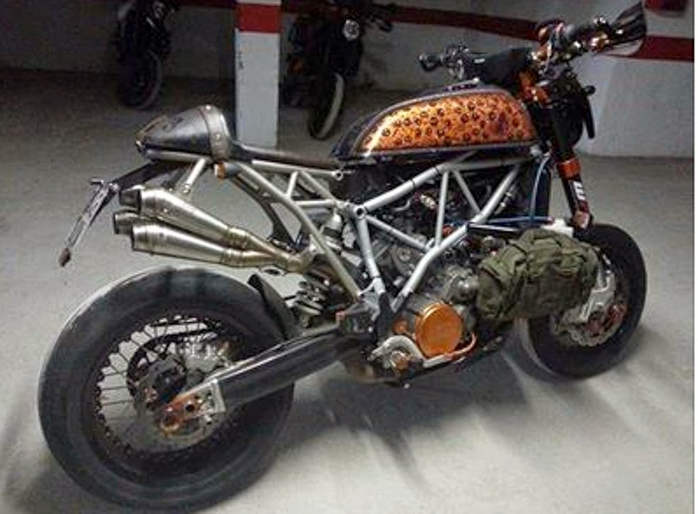 Are Trellis Frames the next thing for 80\'s and 90\'s superbike ...