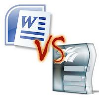 Perbedaan Open Office Writer Dengan Ms. Word