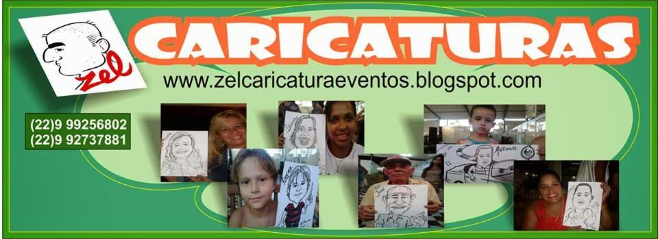 CARICATURAS AO VIVO - ZEL HUMOR . O MELHOR DA CARICATURA EM SUA FESTA ...