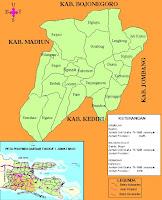 Riwayat sejarah Kabupaten Nganjuk