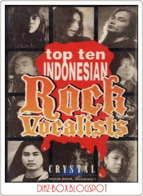 INDONESIA ROCK VOCALIST